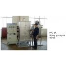 PRJ-3A Spray-pyrolysis device