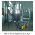 PSD-12 Precision pharmacy spray dryer